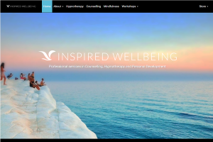 Inspired Wellbeing Website